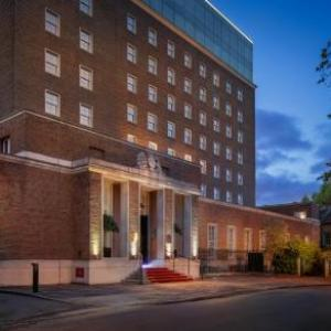 Hotels near Old Royal Naval College - Doubletree By Hilton London - Greenwich
