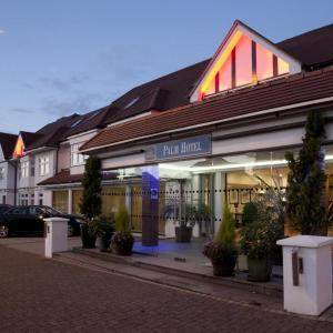 Kenwood House Hotels - Best Western Palm Hotel