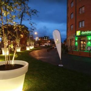 The Oval Belfast Hotels - Holiday Inn Belfast