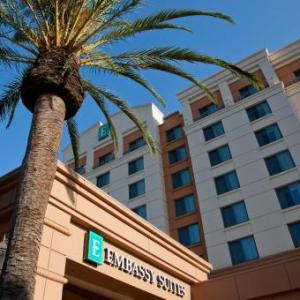 Hotels near Raley Field - Embassy Suites Hotel Sacramento-Riverfront Promenade