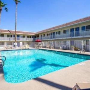 Nile Theater Hotels - Motel 6 Mesa North