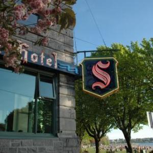 The Sylvia Hotel