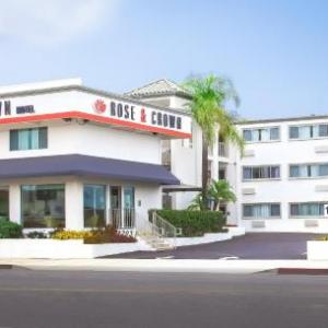 Caltech Hotels - Vagabond Inn Executive Pasadena