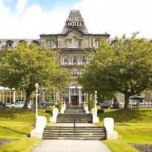 Hotels near Buxton Opera House - Buxton Palace Hotel
