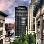 The Hilton Garden Inn Buffalo-Downtown