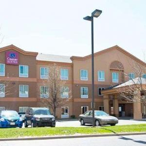 Liberty Performing Arts Theatre Hotels - Comfort Suites Kansas City-Liberty