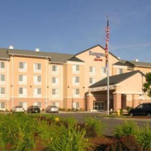 Fairfield Inn by Marriott Lexington Park Patuxent River Naval Air Station