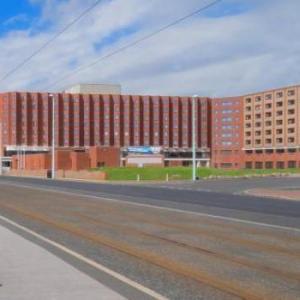 North Pier Blackpool Hotels - Hilton Blackpool