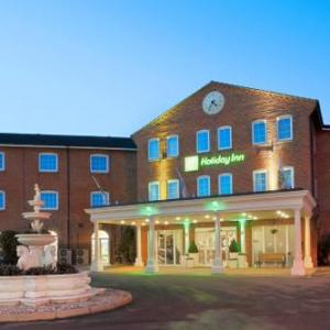 The Corby Cube Hotels - Holiday Inn Corby Kettering A43