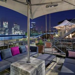 Boisdale Canary Wharf Hotels - DoubleTree by Hilton London - Docklands Riverside
