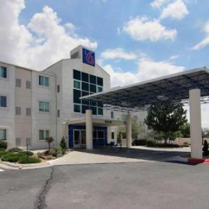 Hotels near Balloon Fiesta Park Albuquerque - Motel 6-Albuquerque NM - North