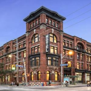 Hotels near The Garrison Toronto - Gladstone Hotel