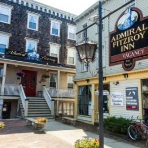 Hotels near Newport Yachting Center - Admiral Fitzroy Inn