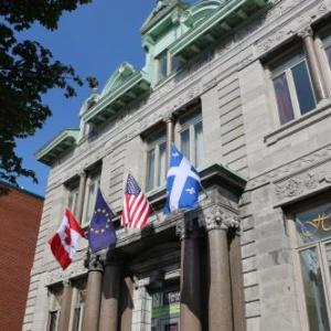 Olympic Stadium Montreal Hotels - Hotel Auberge Manoir Ville Marie