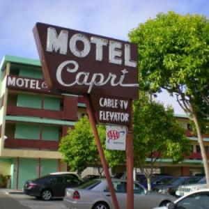 Magic Theatre San Francisco Hotels - Motel Capri