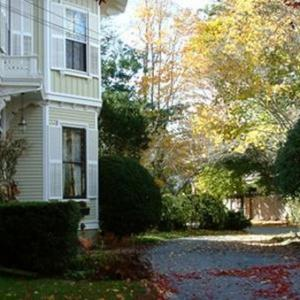 Architects Inn - George Champlin Mason House - Bed And Breakfast
