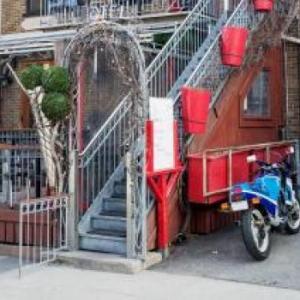 Petit Hôtel - Café Krieghoff