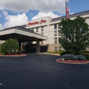 Butler County Fairgrounds Hotels - Hampton Inn Cincinnati-Northwest/Fairfield