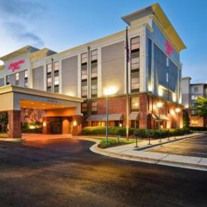 Hampton Inn Atlanta-mall Of Georgia