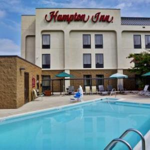 Hotels near Bowie State University - Hampton Inn Bowie