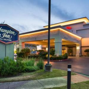 Jack's Patio Bar Hotels - Hampton Inn San Antonio Northwoods