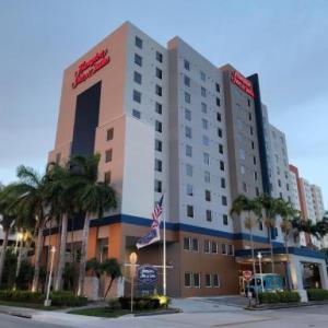 Hampton Inn & Suites Miami-Airport South/Blue Lagoon FL, 33126
