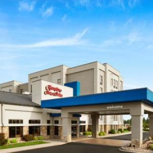 Colorado State Fair Hotels - Hampton Inn & Suites Pueblo-Southgate