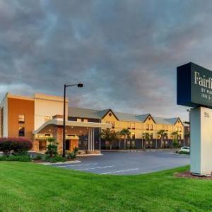Fairfield Inn & Suites Southport