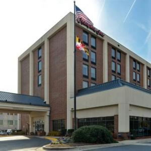 Byrd Stadium Hotels - Hampton Inn College Park
