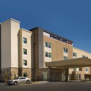 SpringHill Suites Bridgeport Clarksburg