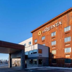 Hotels near Bear Tooth Theatrepub - La Quinta by Wyndham Anchorage Airport