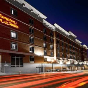 Hotels near Rialto Theatre Raleigh - Hampton Inn & Suites - Raleigh Downtown
