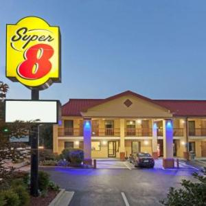Super 8 By Wyndham Decatur/dntn/atlanta Area