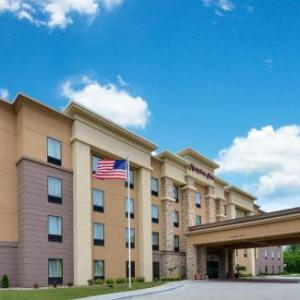 Hotels near Kinnick Stadium - Hampton Inn Iowa City/University Area