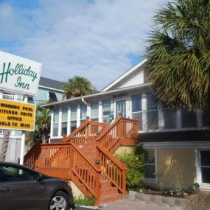 Bowen's Island Restaurant Hotels - Holliday Inn of Folly Beach