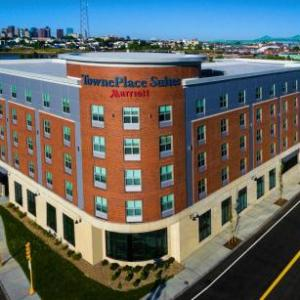 Towneplace Suites Boston Logan Airport / Chelsea