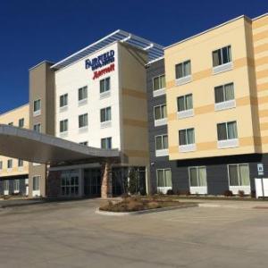 Fairfield Inn Suites St Louis Pontoon Beach Granite City