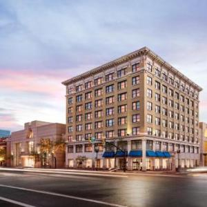 Hotels near Lindquist Field - Hampton Inn and Suites Ogden