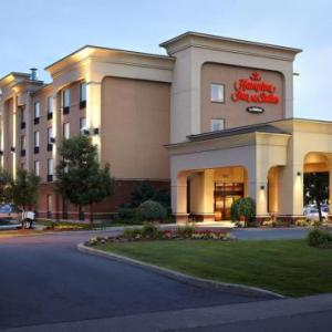 Hampton Inn & Suites By Hilton Montreal-Dorval