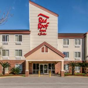 Red Roof Inn & Suites Pensacola East - Milton