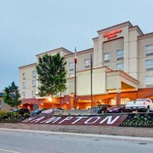 Thompson Rivers University Hotels - Hampton Inn Kamloops