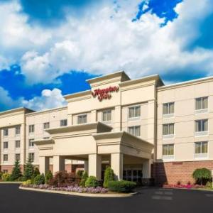 Upstate Concert Hall Clifton Park Hotels - Hampton Inn Clifton Park