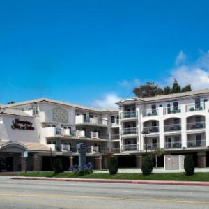 Hermosa Beach Pier Hotels - Hampton Inn & Suites Hermosa Beach