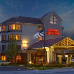 Hampton Inn & Suites San Francisco-Burlingame Ca CA, 94010