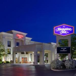 Hampton Inn Shrewsbury Pa