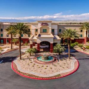 Hampton Inn & Suites Palm Desert Ca