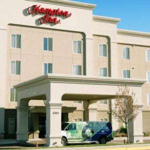 Hampton Inn Great Falls Mt