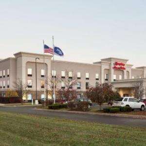 Hampton Inn & Suites Detroit/Sterling Heights Mi