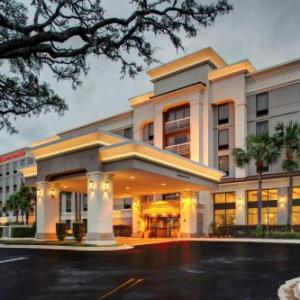 Hotels near Fort Mellon Park - Hampton Inn & Suites Lake Mary At Colonial Townpark