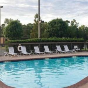 Veterans Memorial Stadium Troy Hotels - Hampton Inn Troy Al
